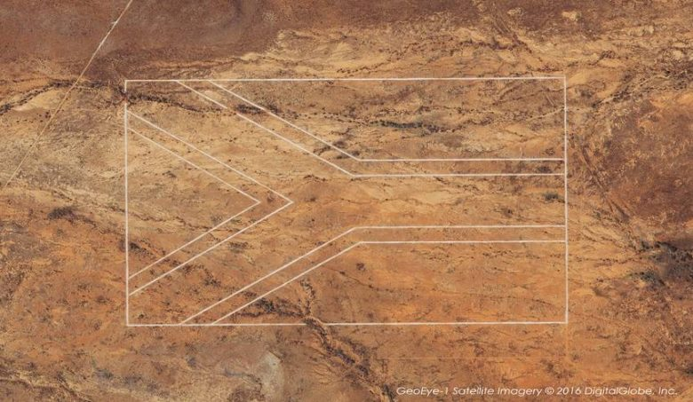 giant flag from space unusual offbeat attractions south africa