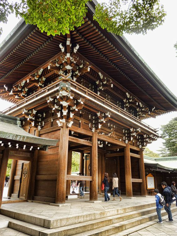 Shrine in Toyko