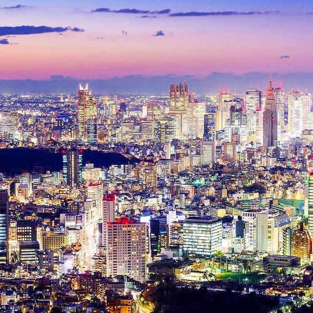 Beautiful Tokyo