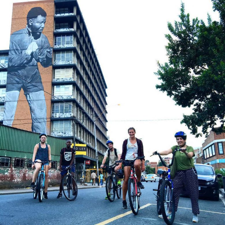 jeppestown bike tour