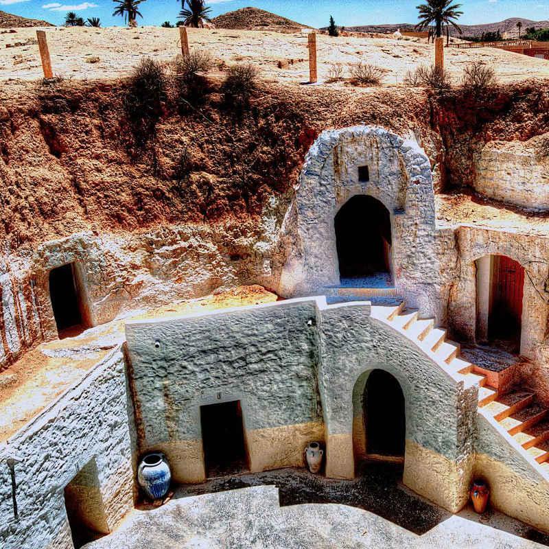 Hotel Sidi Driss 9 Incredible Star Wars Film Locations