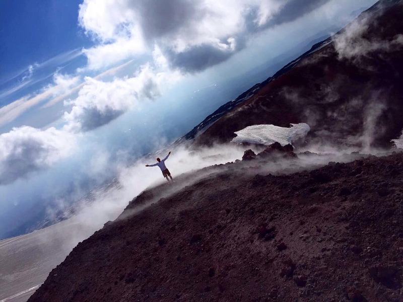 Mount Etna 9 Incredible Star Wars Film Locations
