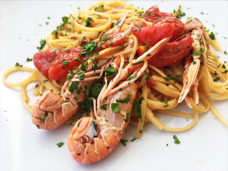Italian Food in Ischia Eating in Italy