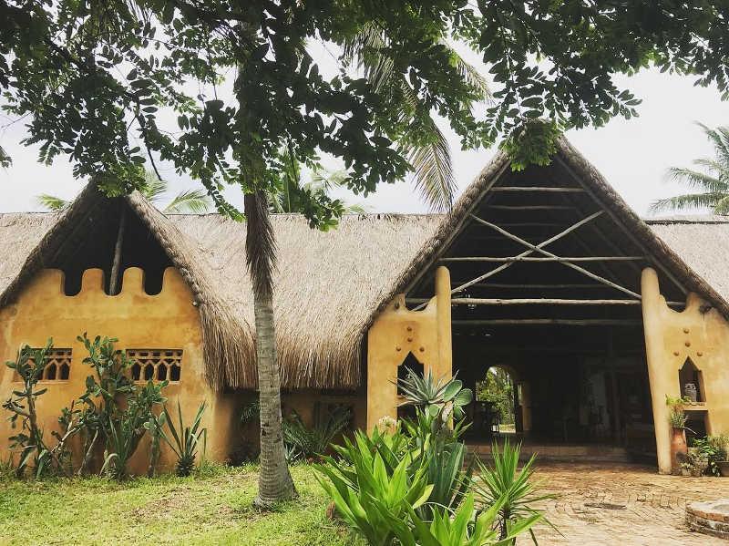 yoga retreat mozambique