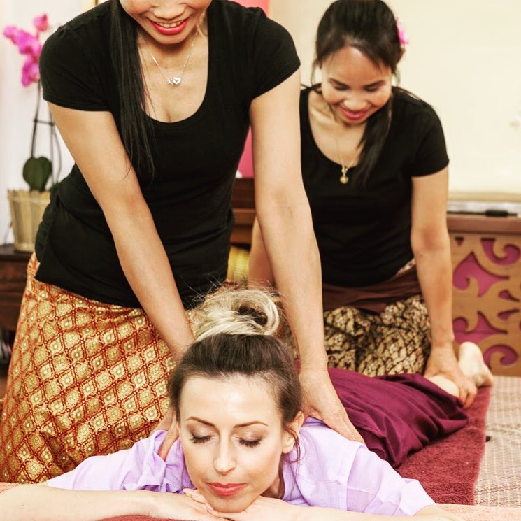 Thailand holiday, Thai massage