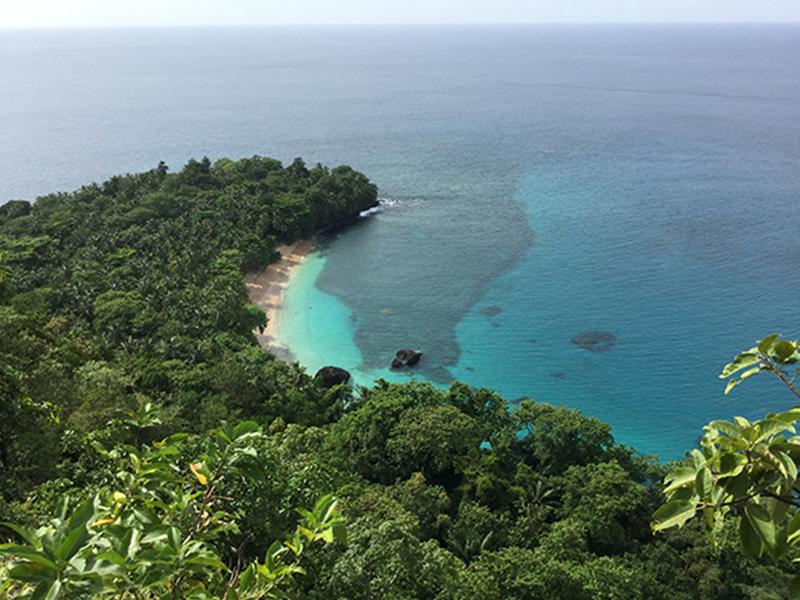 São Tomé overview