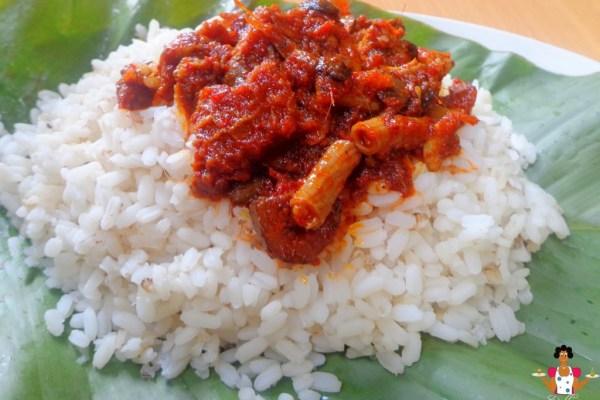 ofada rice sauce