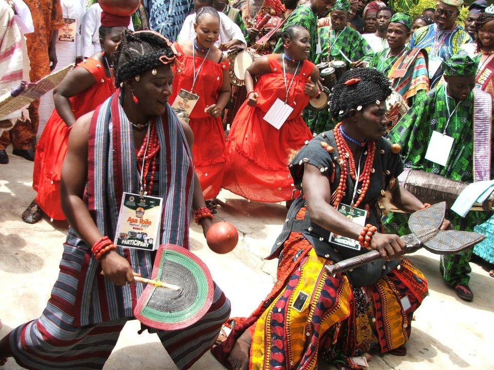 World sango festival in Nigeria