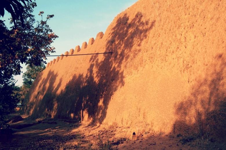 Kano wall