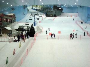Dubai Skii