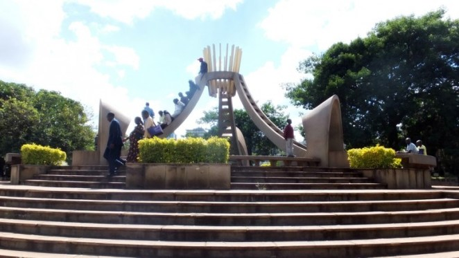 Uhuru park Monument