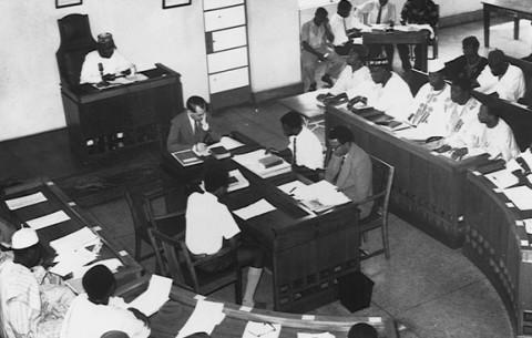 Nigeria Leaders - Olden days