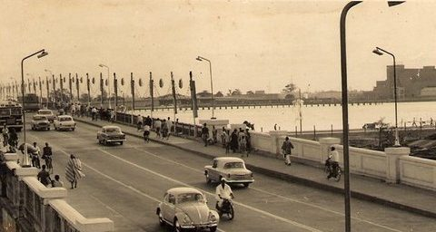 Old Carter bridge Lagos