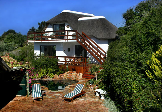Cottage on the hill, St Francis Bay, Eastern Cape