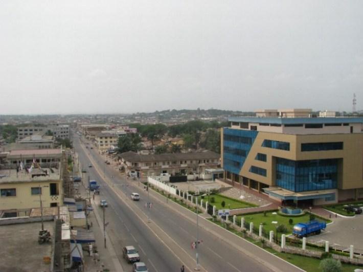 Sekondi-Takoradi, Ghana