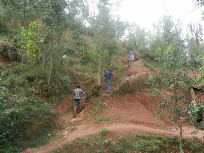 Mount Kigali Climbing