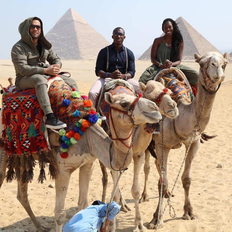 volunteer in egypt