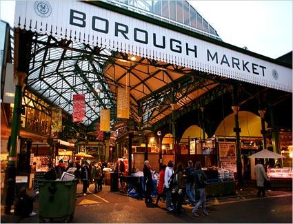 borough market in london ile ilgili görsel sonucu