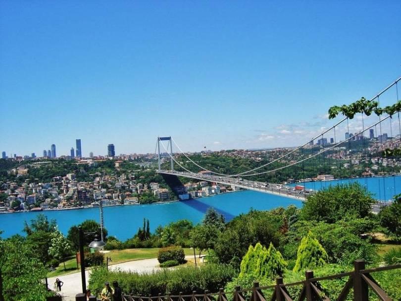 Çamlıca Hill Istanbul Istanbul Tulip Festival