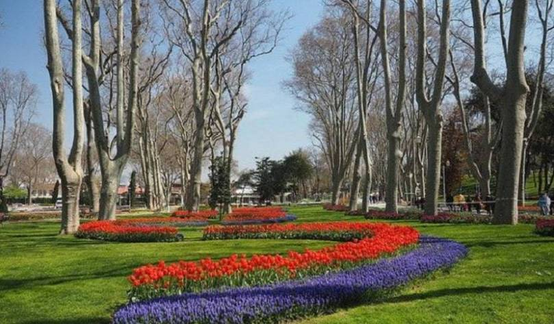 Gulhane Park An Amazing World of Flowers in Istanbul