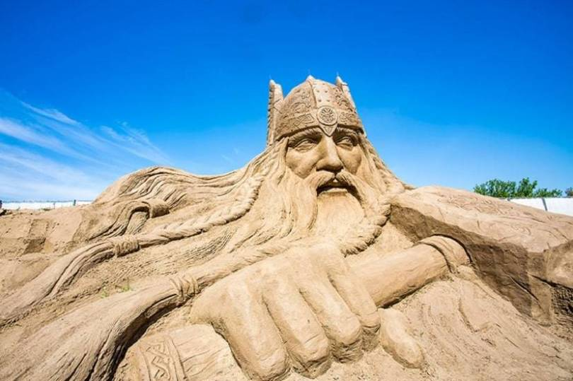 Sandland tourist attractions in Antalya