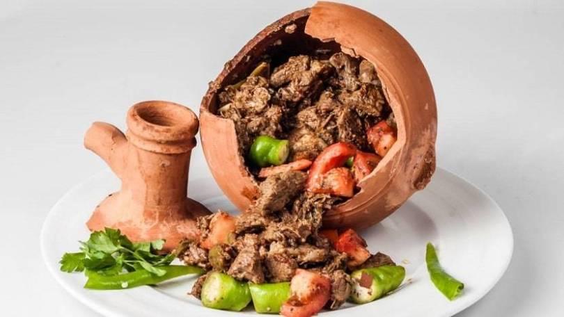 Testi Kebab best Turkish food