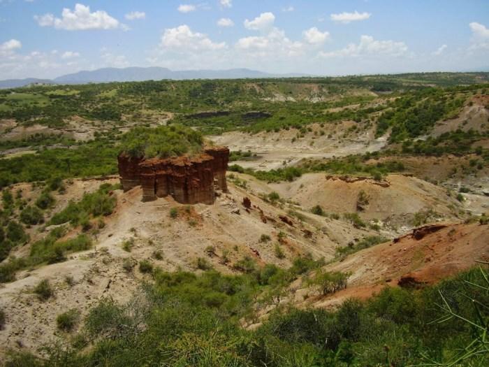 Le Gole di Olduvai