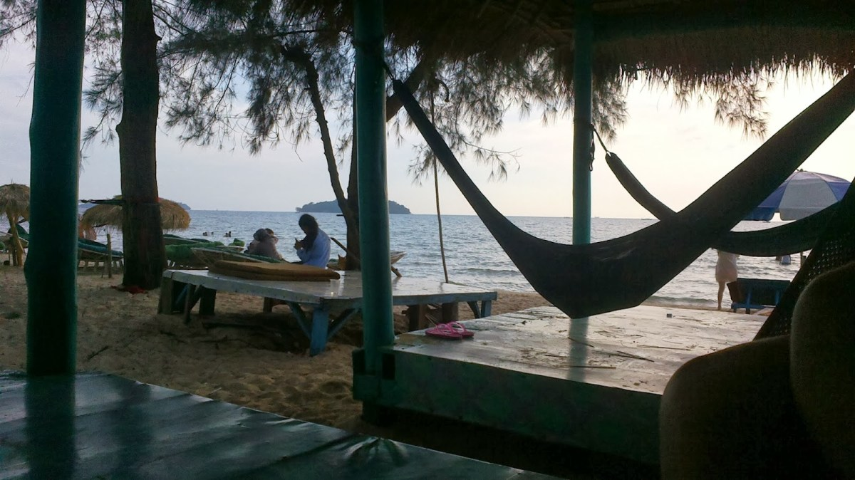 Al mare in Cambogia: relax in spiaggia a Sihanoukville