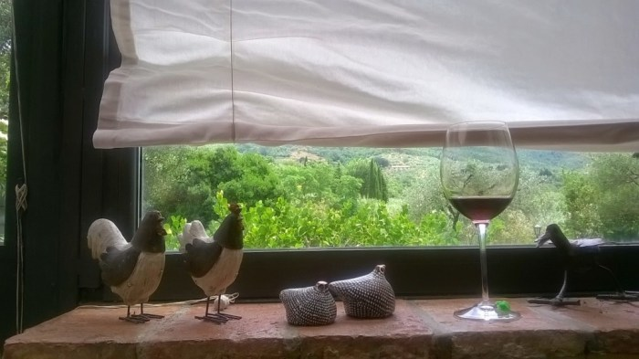 Wine time: anche questo è slow living vacation