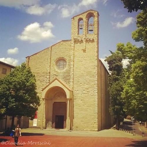 La facciata della Basilica di San Domenico