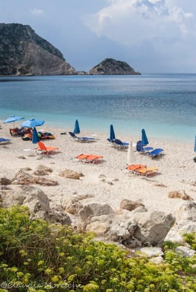 Petani Beach, Cefalonia