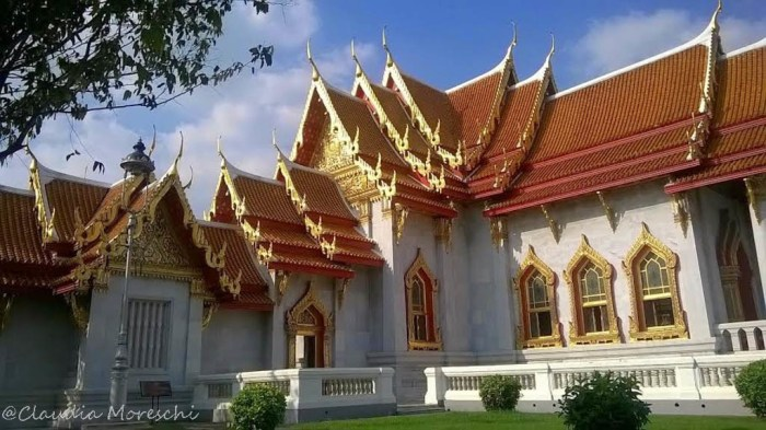 Wat Benchamabophit, Bnagkok