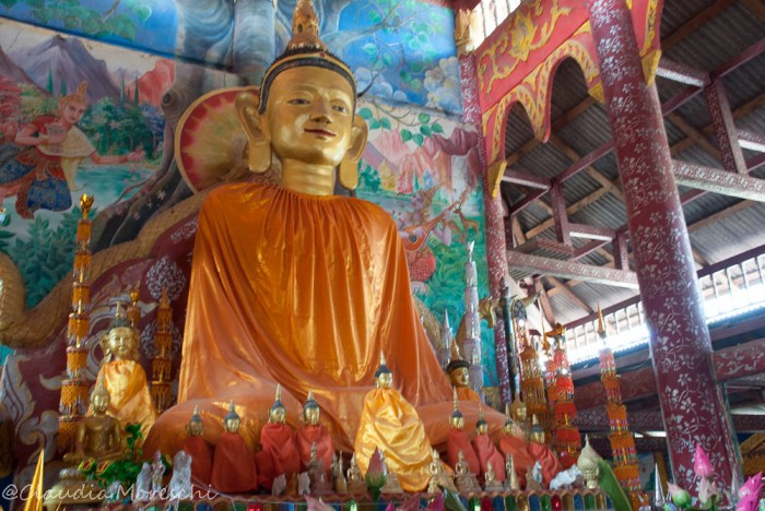 Il Buddha di Muang Sing