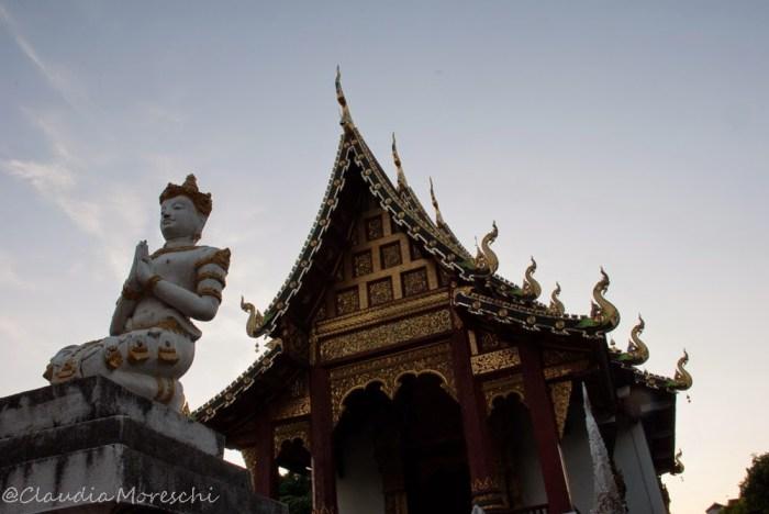 Il Wat Chedi Luang di Chiang Mai