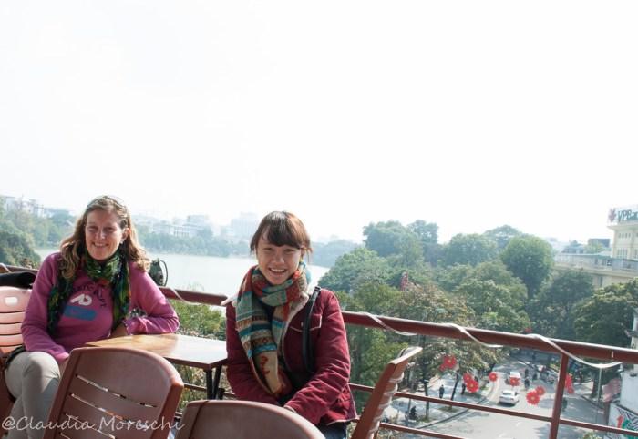 A spasso per Hanoi con una guida speciale