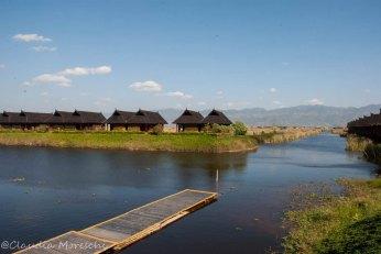 Vista sul Lago Inle