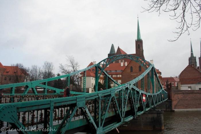 Ponte Tumski, Breslavia