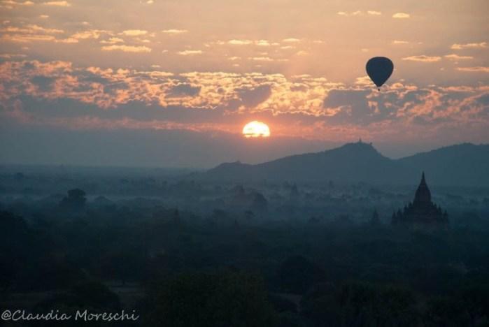 La piana di Bagan, Myanmar