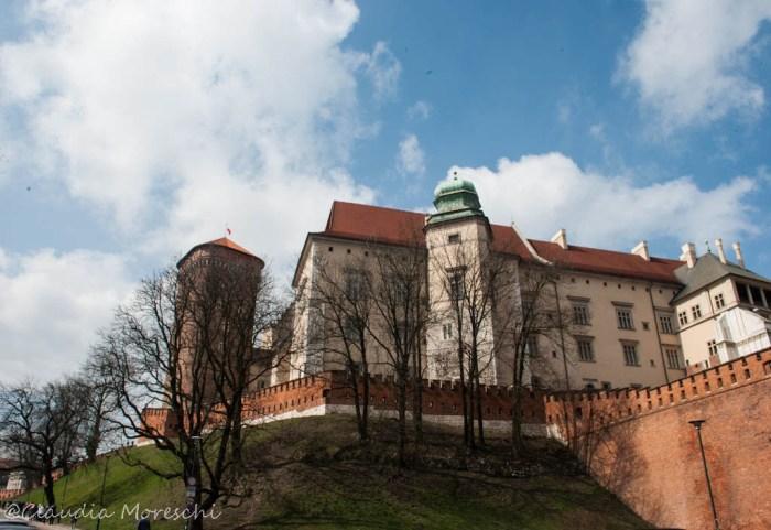 La Collina di Wavel, Cracovia