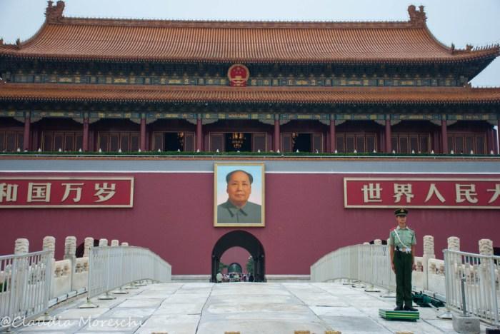 Piazza Tienanmen, Pechino