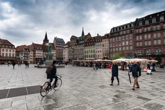 Place Kleber, Strasburgo