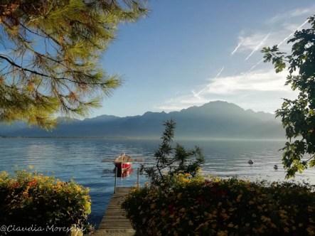lungolago di Montreux