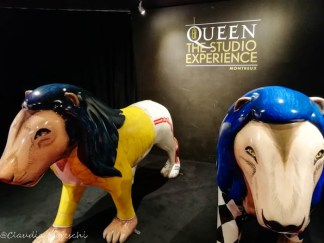 Ingresso Queen The Studio Experience