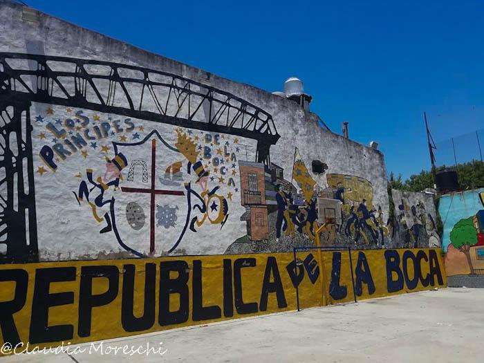 Quartiere La Boca, Buenos Aires