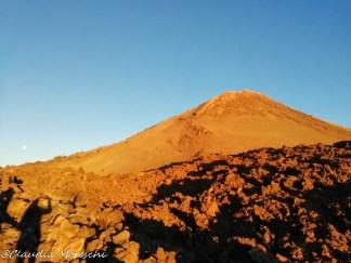 Salendo sul Teide