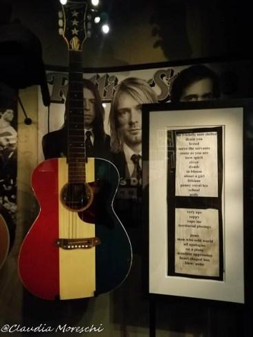 Nirvana, Museo del Pop di Seattle