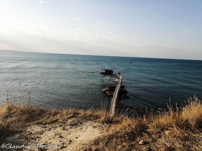 Il trabocco di Punta Aderci