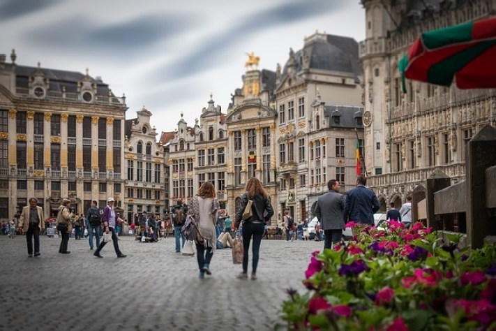 best day trips from Amsterdam | Brussels