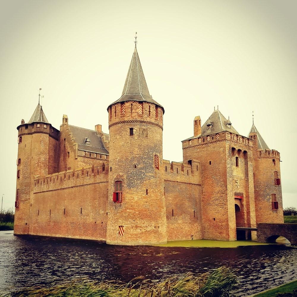 best day trips from Amsterdam   Muiderslot Castle