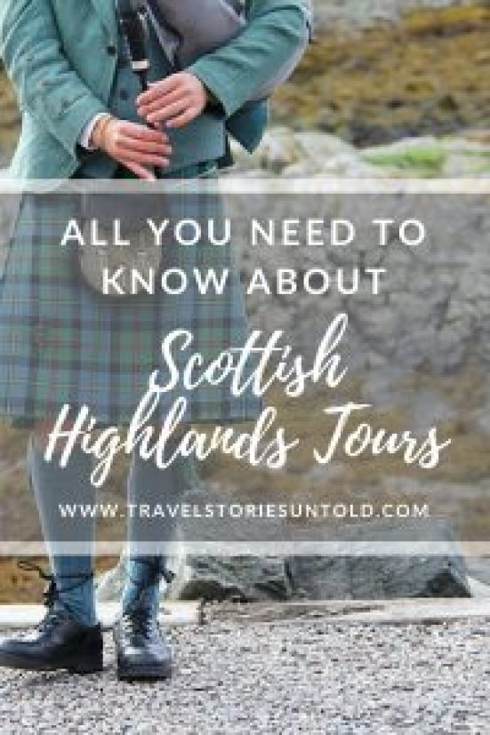 Scottish Highlands Tour from Edinburgh